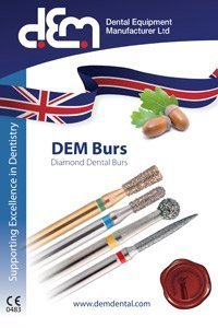 diamond burs flyer