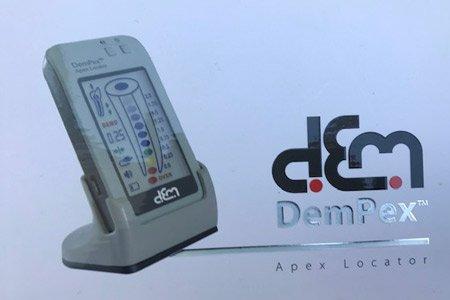 dempex apex locator